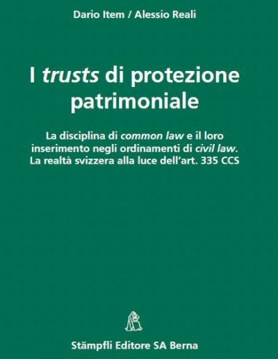 Darío Item: Los fideicomisos de protección de activos